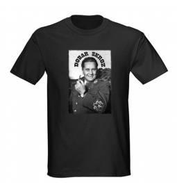 Majica Dobar skroz, črna
