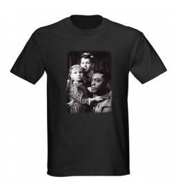 Majica Dolina miru, črna