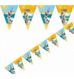 Zastavice Ledeno kraljestvo Olaf