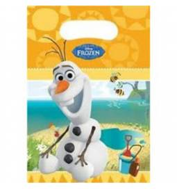 Vrečke za darilca Ledeno kraljestvo Olaf