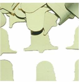 Poročni namizni konfeti Zlati zvončki
