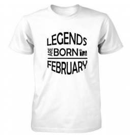 Majica za rojstni dan, Legends february