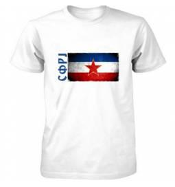 Majica SFRJ Zastava
