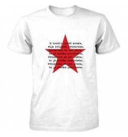 Majica Zvezda petokraka