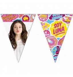 Zastavice Soy Luna