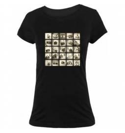 Majica Fotografinja, črna