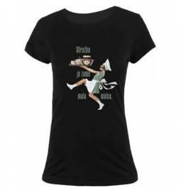 Majica Natakarica 3, črna