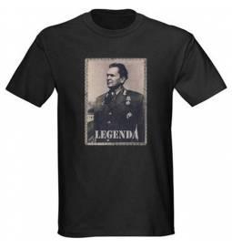Majica Tito Legenda, črna