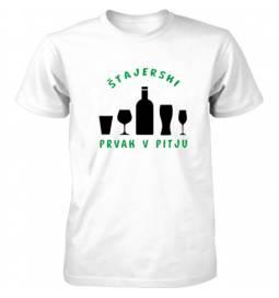 Majica Štajerski prvak v pitju