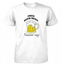 Majica Free beer