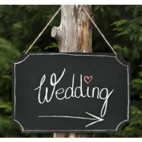 Okrasna tabla za poroko