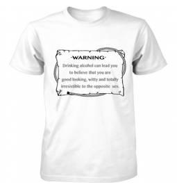 Majica Warning