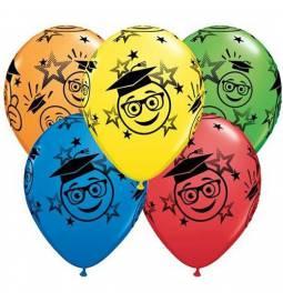 Baloni 25/1 Smiley Diplomant