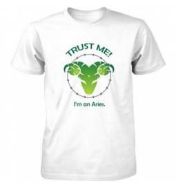 Majica Zaupaj mi, Oven