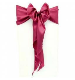 Satenasta poročna pentlja, pink 5/1