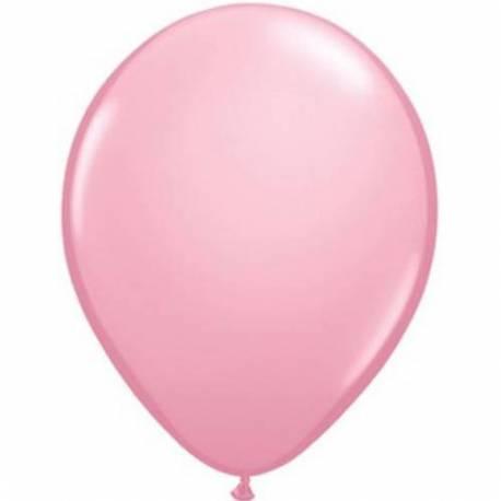 Lateks baloni 13 cm, Svetlo roza, 100/1