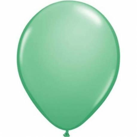 Lateks baloni 13 cm, Wintergreen, 10/1