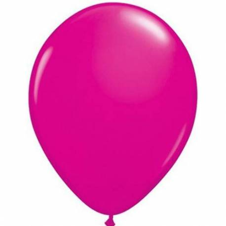 Lateks baloni 13 cm, Wild Berry, 10/1