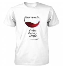 Majica Wine diet