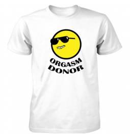 Majica Orgasm donor