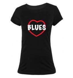 Majica Love Blues, ženska
