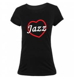 Majica Love Jazz, ženska