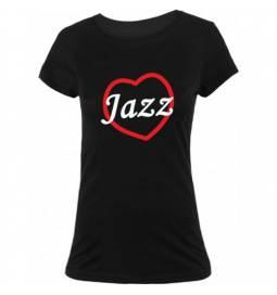 Majica Love Jazz, ženska