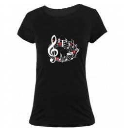 Majica Note, ženska