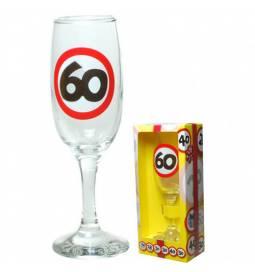 Kozarec za šampanjec 50 let, Stop znak