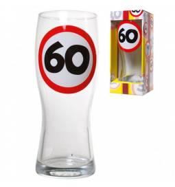 Kozarec za pivo 50 let, Stop znak