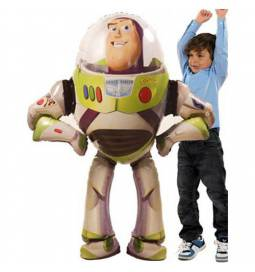 Airwalker balon Buzz