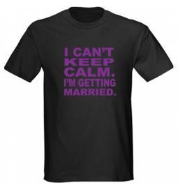 Majica za fantovščino, Zaročen, črna