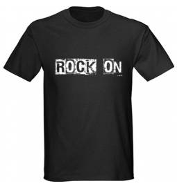 Majica Rock on