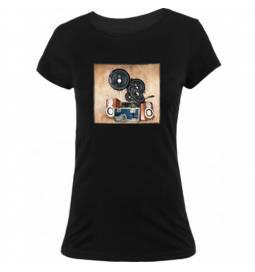 Majica Zvočniki, ženska