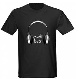 Majica Music Lover