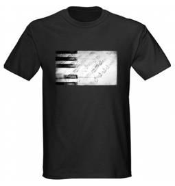 Majica Klavir