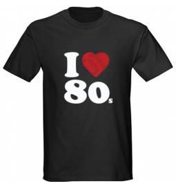 Majica I love 80