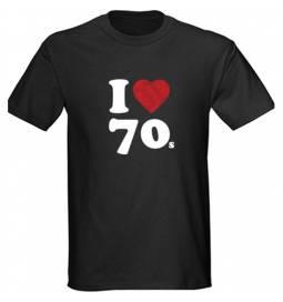 Majica I love 70