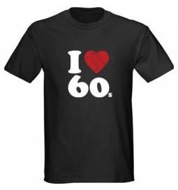 Majica I love 60
