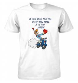 Majica Legenda na motorju