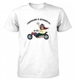 Majica Motor prava ljubezen