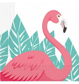 Serviete 33x33 cm, Flamingo 20/1