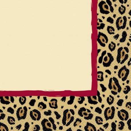 Serviete 33x33 cm, Zebra 16/1