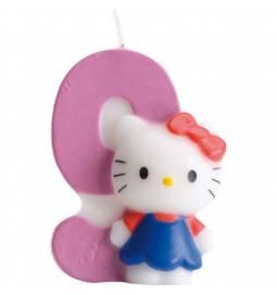 Svečka za 8 let, Hello Kitty