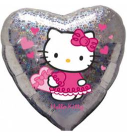 Folija balon Hello Kitty Rainbow