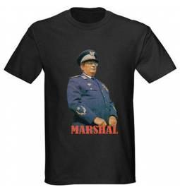 Majica Marshal, črna