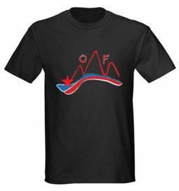 Majica Osvobodilna fronta, črna
