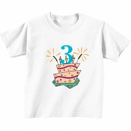Majčka za rojstni dan, Tortica 3