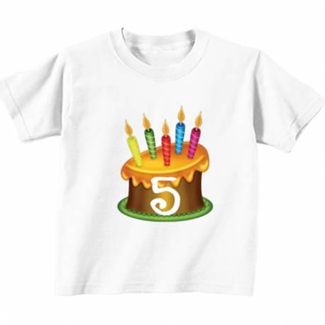 Majčka za rojstni dan, Svečke 5