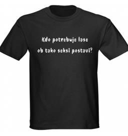 Majica Nimam punce